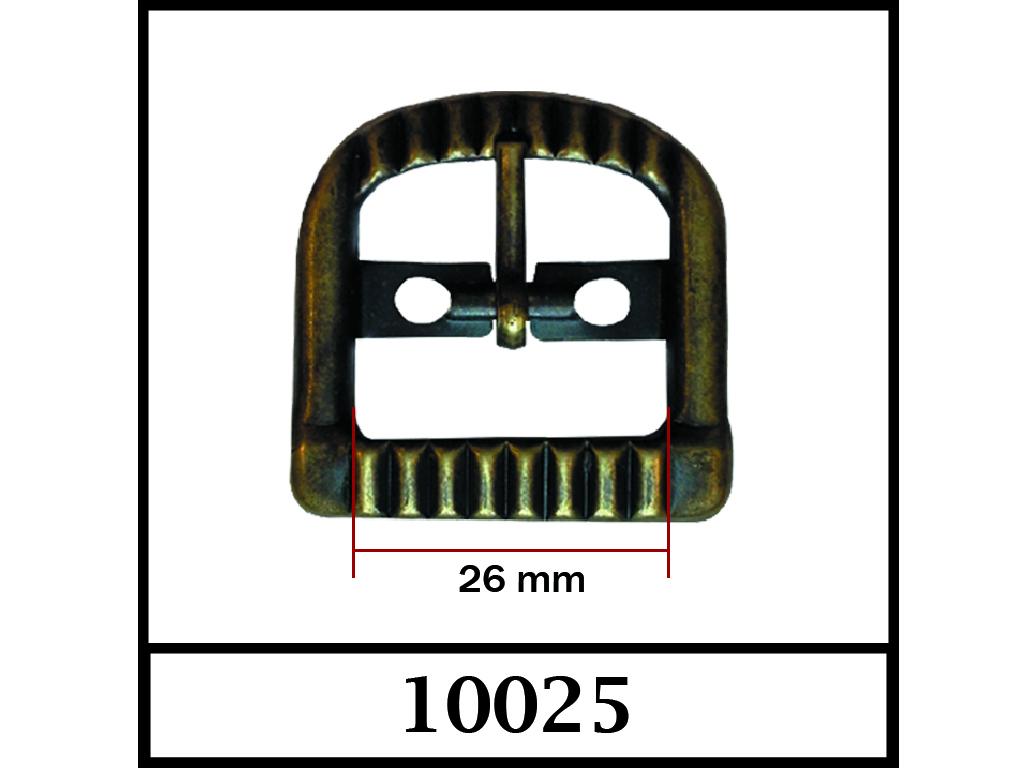 10025 - 26 mm / DIŞ ÖLÇÜ : 35 mm x 34 mm