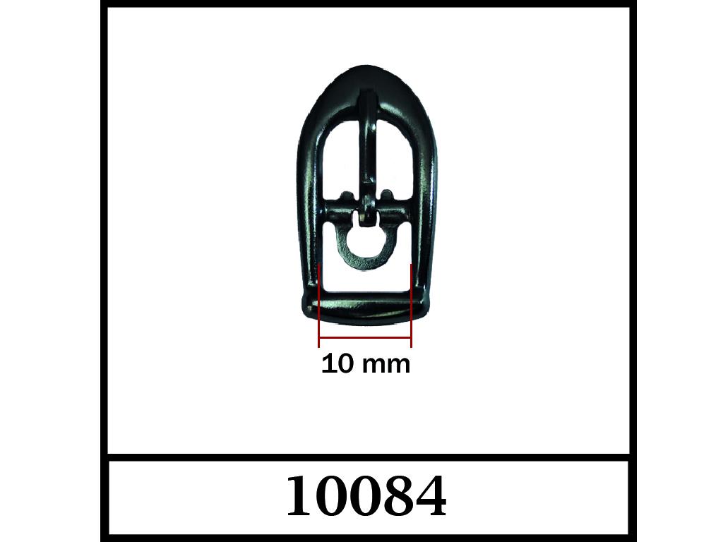 10084 - 10 mm / DIŞ ÖLÇÜ : 30 mm x 16 mm