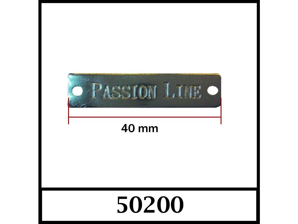 50200 / DIŞ ÖLÇÜ : 40 mm x 9 mm