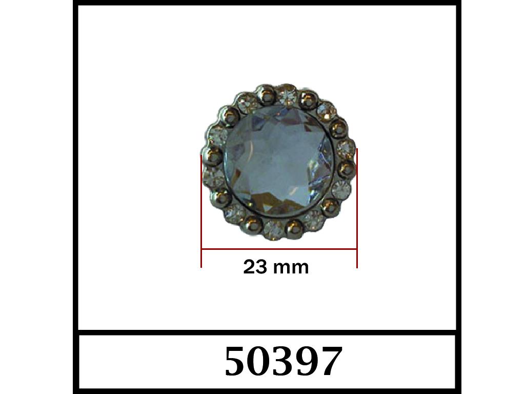 50397 / DIŞ ÖLÇÜ : 23 mm x 23 mm
