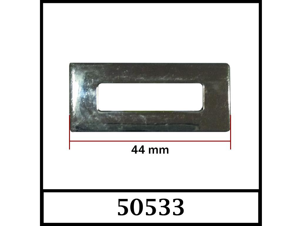 50533 / DIŞ ÖLÇÜ : 44 mm x 18 mm